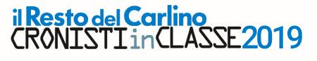 LOGO CARLINO CRONISTI IN CLASSE